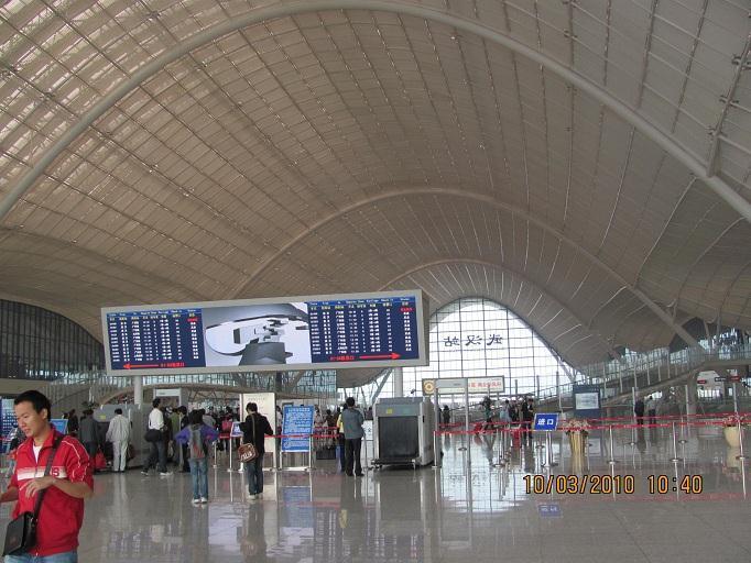 武汉火车站—杨春湖